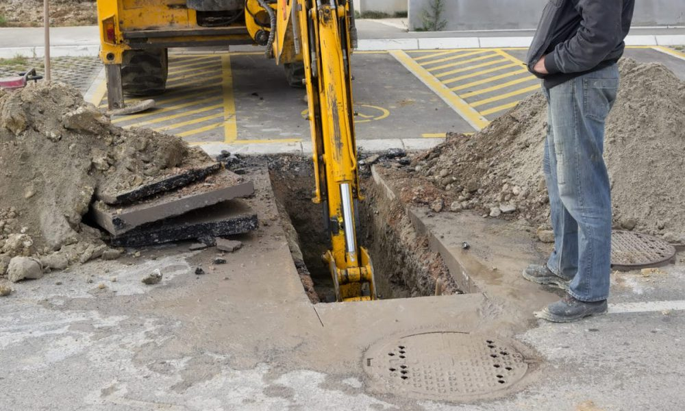 przewierty pod kanalizacje